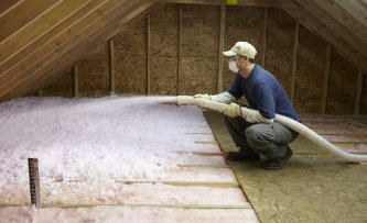 Attic Insulation Contractor Dimensional Contracting